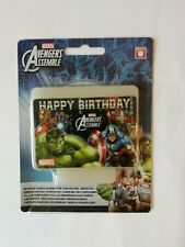 Marvel AVENGERS Birthday CANDLE CLEARANCE PRICES