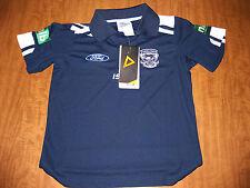 GEELONG FOOTBALL CLUB Cats kids new jersey AFL youth med Australian shirt NWT