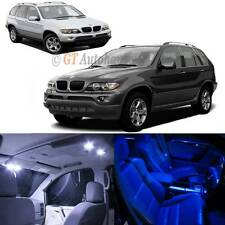 1999 - 2006 16 x-Light SMD Full LED Interior Lights Package Deal for BMW E53 X5