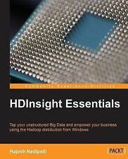 NEW HDInsight Essentials by Rajesh Nadipalli