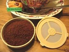 Kaffeepad für Senseo HD7850, ECOPAD, wiederbefüllbar, Dauerkaffeepad, 3er Pack *
