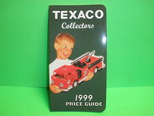 TEXACO COLLECTORS 1999 PRICE GUIDE BOOK BOOKLET 72 PAGE