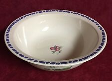 "PFALTZGRAFF SUMMER GARDEN 11-1/2""  SERVING BOWL #20090"
