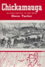 Chickamauga,Bloody Battle in the West by Glenn Tucker(1961,1984 Trade Paperback)