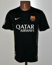 BARCELONA 2013/2014 THIRD FOOTBALL SHIRT JERSEY NIKE SIZE S ADULT