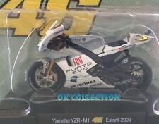 Moto Valentino Rossi scala 1:18_ YAMAHA YZR-M1 Estoril 2009 _(20).