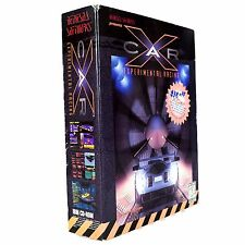 X-CAR Experimental Racing Computer PC Vintage Driving Video Game IBM Betesda
