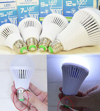 10pcs 9W E27 Energy Saving Emergency LED Bulb Outdoor Rechargeable Battery Light