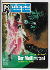 Utopia Zukunftsromane Nr.583 - TOP Z1 ORIGINAL Science Fiction-Romanheft PABEL