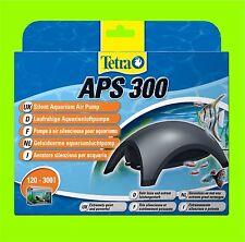 Tetra APS 300 Aquarienluftpumpe sehr leise Luftpumpe für 120-300l Aquarium