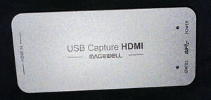 Magewell - USB Capture HDMI (Part Number-32060)