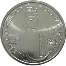 """Portugal - 1000 Escudos 1996 """" Nossa Senhora da Conceiçao """" Silver Coin - KM#696"""