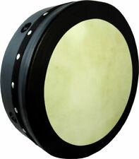 More details for glenluce 16in tuneable bodhran, irish drum with inline tuners. 5inch deep