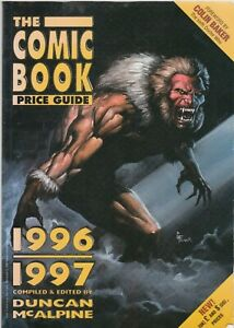 THE COMIC BOOK PRICE GUIDE 1996/1997 Duncan McAlpine
