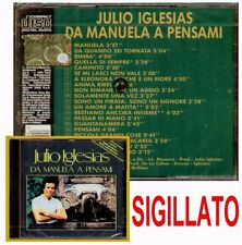 Da Manuela a Pensami Julio Iglesias CD Audio 5099746877620 Columbia