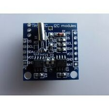 Arduino Real Time Clock Modulo  I2C RTC DS1307 AT24C32 Real Time Clock Modulo Fo