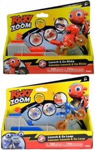 Ricky Zoom Launch and Go