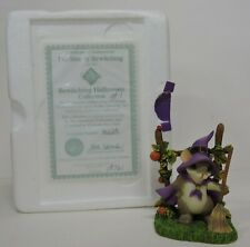 CHARMING TAILS I'M SIMPLY BEWITCHING FIGURINE-BEWITCHING HALLOWEEN