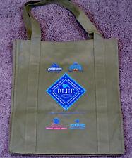 Blue Buffalo Tote Bag Advertising Pet Food Sales Associate Tan
