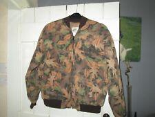american vintage camo hunting jacket