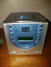 Mikomi Pc5330 Alarm Clock Fm Compact Disc Player