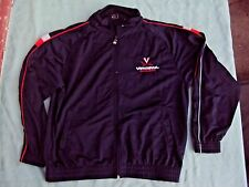 Virginia Cavaliers Track Jacket  Starter Adult Size Large New Without Tags!