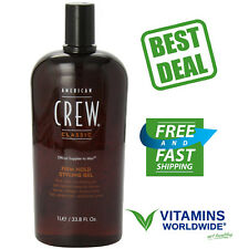 American Crew Gels Firm Hold Styling GEL 33.8-ounce Bottle