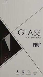 Wiko View 2 Plus 9H 2.5D Display Schutz Glas Hülle Folie Hartglas Tempered Glass