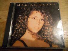 MARIAH CAREY 11 TRACKS CD ALBUM COLUMBIA RECORDS USED 1990 DEBUT ALBUM RARE SEE