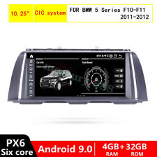Android 9.0 For BMW 5 Series  F10 F11 Car Radio DVD Player GPS NAVI CIC system