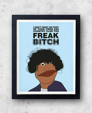 Franklin Bluth quote print. Arrested Development,Gob, Will Arnett, David Cross