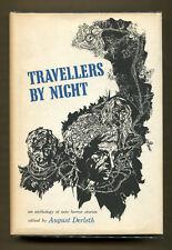 Travellers by Night-Arkham House 1st Ed./DJ-1967-Lovecraft, Derleth, Hodgson
