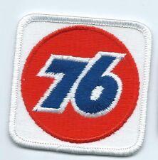 76 tank truck driver patch 3 X 3 #530