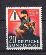 Bund Verkehrsunfall-Verhütung Mi-Nr. 162 gestempelt, freie Versandkostenauswahl
