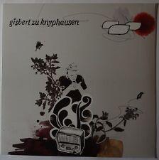 Gisbert zu Knyphausen - s/t LP NEU/SEALED vinyl