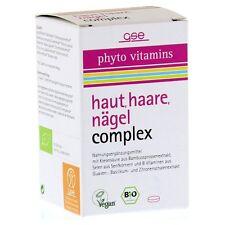 >> GSE Bio Haut Haare Nägel complex Tabletten 60St. >>