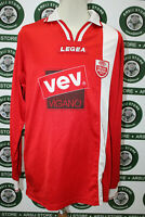 Maglia calcio MONZA MATCH WORN shirt trikot camiseta maillot