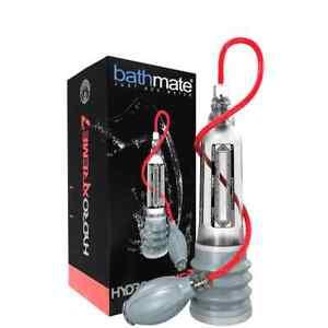 "Hydro Penis Pumps Bathmate Xtreme Vacuum Enlarger Erection Impotence Aid Up 11"""