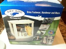 New Dry-Doc Shoe Dryer, Multi-Purpose, 80001, by Sme Innovations, Made in Usa