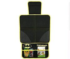 DC Comics Batman Deluxe Vehicle Car Seat Protector Organizer Mat