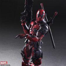 IN STOCK Deadpool Marvel Universe Square Enix Play Arts Kai Variant Figure NEW