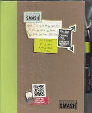 K&Company Smash Book - 365 Style Journal - Pen/Glue Stick - New
