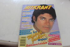 HITKRANT# 8 1984 MICHAEL JACKSON KIM WILDE BOY GEORGE JOAN COLLINS