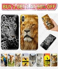 Animal Silicone Gel Rubber Back Case for Apple iPhone 11 PRO XS MAX XR 8 7  Plus
