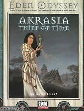 D&D 3rd ed Akrasia Thief of Time Source Book - D20 *FS