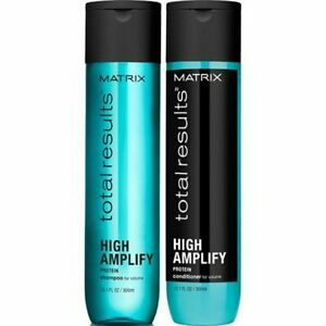 Matrix Biolage Matrix Total Results High Amplify Shampoo And Conditioner 10.1 oz