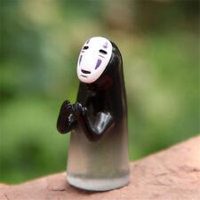 Studio Ghibli Spirited Away No Face Man Figure Blessing Model Figurine Toy Decor