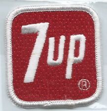7up bottling co driver patch 2-1/4 X 2-1/8