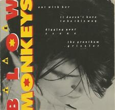 Blow Monkeys - Out With Her 1987 CD single