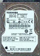 MK5065GSXF  HDD2J62 P TV02 T   TOSHIBA 500GB